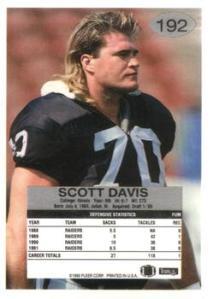 davis card 2